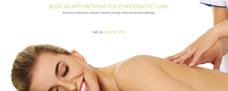Welcome to our New Look Ellenbrook Essential Therapies Website